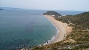 三河湾海岸